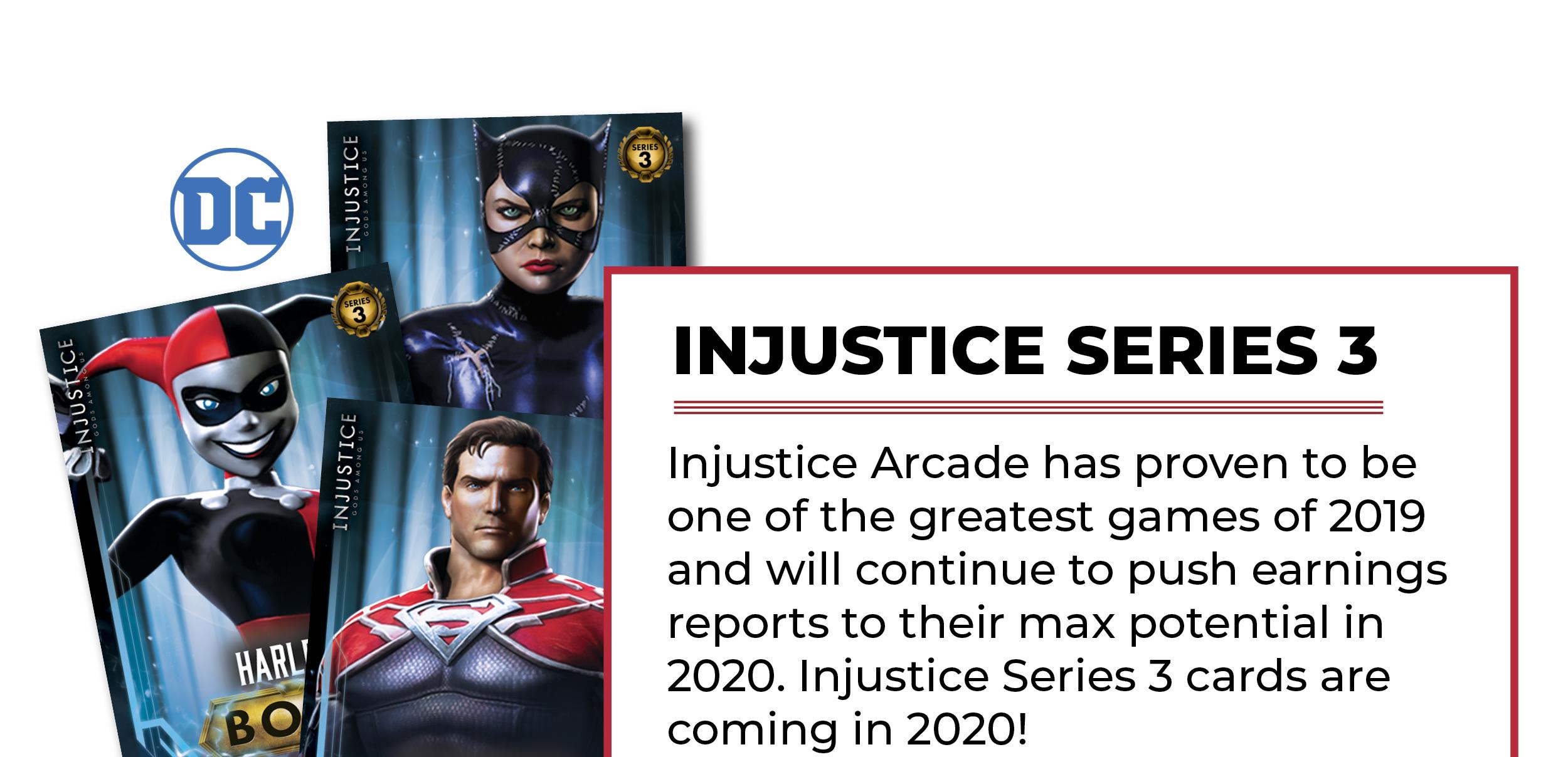 Injustice Series 3